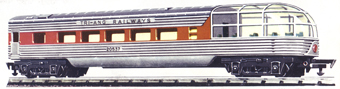 Transcontinental Observation Car