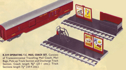 Operating Transcontinental Mail Coach