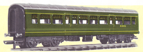 Centre Car for Diesel Railcar