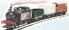 Goods Train Set