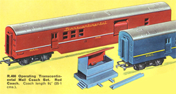 Transcontinental Mail Coach