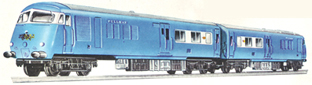 Diesel Pullman Motor Car - Non Powered