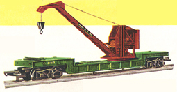 Transcontinental Crane Car