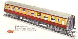 B.R. Buffet Car