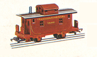 Old Time Caboose