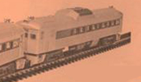 C.N. Day Liner Diesel Car - Non Powered (Canada)