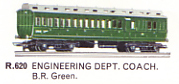 B.R. Engineering Department Coach