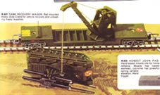 Tank Recovery Wagon