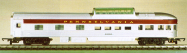 Pennsylvania Observation Car