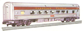 Canadian Pacific Passenger Car (Canada)