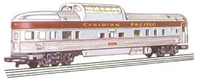 Canadian Pacific Observation Car (Canada)