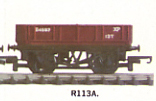 B.R. Goods Wagon with Drop Sides