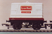 Lyons Maid Container Wagon