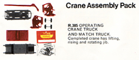 Operating Crane Truck - Assembly Pack