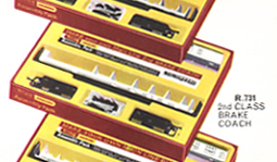 B.R. Brake Second Class Coach - Assembly Pack