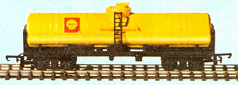 Shell Oil Tank Car (Canada)