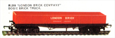 London Brick Company Brick Truck