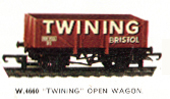 Twining Open Wagon