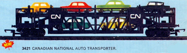 Canadian National Auto Transporter (Canada)