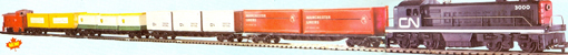 International Container Express Set (Canada)