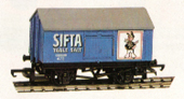 Sifta Salt Wagon