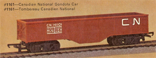 Canadian National Gondola Car (Canada)