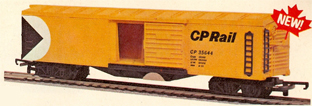 C.P. Rail Box Car (Canada)