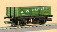 A. W. Day 5 Plank Wagon