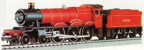 Hall Class Locomotive - Lord Westwood