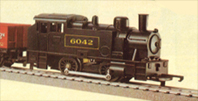 0-4-0 Tank Locomotive
