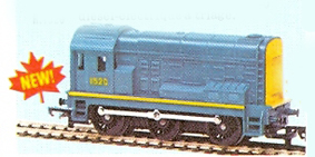 0-6-0 Diesel-Electric Yard Switcher (Canada)