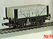 M. Spiers & Sons 5 Plank Wagon
