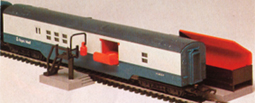 Operating Mail Coach Set