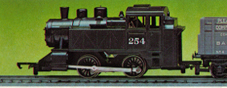 0-4-0 Freight Locomotive