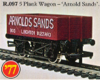 Arnolds Sands 5 Plank Wagon