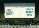 Smiths Foods Closed Van