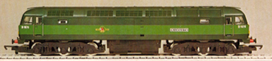 Class 47 (Type 4) Co-Co Locomotive - Mammoth