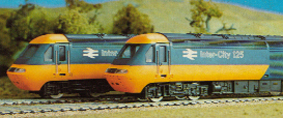 B.R. Class 253 Inter-City 125 High Speed Train Pack