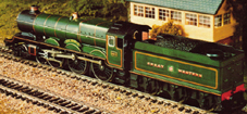 King Class Locomotive - King Henry VIII
