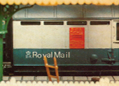 B.R. Operating Mail Coach