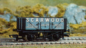 Scarwood 5 Plank Wagon