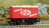 Kit Kat Closed Van