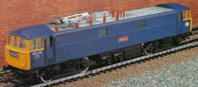 Class 86 Electric Locomotive - Phoenix