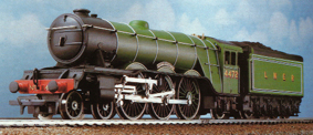 Class A1 Locomotive - Flying Scotsman