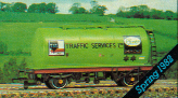 Pfizer Traffic Services Tank Wagon