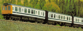 B.R. Class 110 3 Car Diesel Multiple Unit Pack