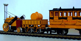 Stephenson�s Rocket OO Scale Presentation Pack