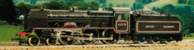 Patriot Class Locomotive - Lady Godiva