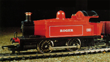 0-4-0 Locomotive - Roger