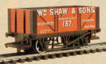 William Shaw 5 Plank Wagon
